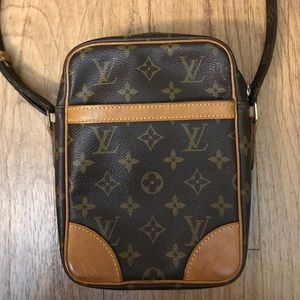 Authentic Louis Vuitton Denube Monogram